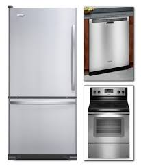 kitchen room cozy stainless steel kitchen appliance package lowes