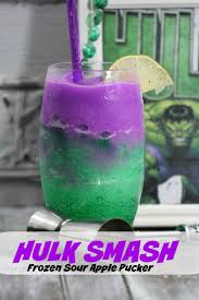 apple martini mix hulk smash frozen sour apple pucker hulk smash apples and