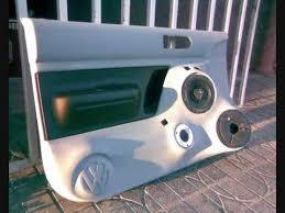 Custom Fiberglass Doors Exterior Custom Fiberglass Beetle Speaker Door Panel