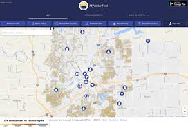 Fiu Campus Map App Helps Flint Residents Find Services Info On Lead Risk