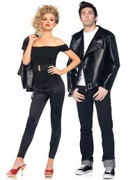 6 cute halloween costumes for couples sandy grease costume