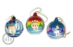 collection ornaments that open up pictures