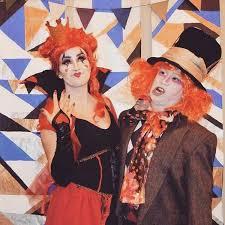 Mad Hatter Halloween Costume 75 Stylish Couples Costumes Halloween 2017 Creative Juice