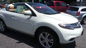 nissan crosscabriolet brand new nissan murano convertible crosscabriolet for sale