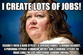 Create A Memes - i create lots of jobs clearly i need a hair stylist a