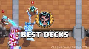 Best Challenge Strongest 12 Win Decks For Electro Wizard Challenge Clash