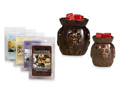 halloween wax warmer 6 piece wax warmer gift set fleur de lis