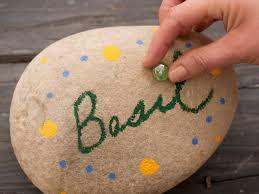 How To Make A Decorative - how to make a decorative garden stone how tos diy