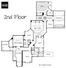 floor plans texas texas hill country plan 7500