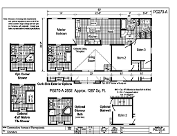 pinecrest modular ranch pg270a find a home commodore homes