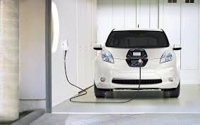 nissan green nissan leaf acenta named
