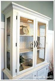 chicken wire cabinet door inserts chicken wire door cabinet chicken wire cabinets and paint the inside