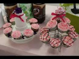 cupcake decorating ideas for baby shower youtube