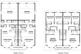 12 contemporary duplex floor plans home design duplex house