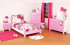 stylish hello kitty bedroom sets dream furniture hello kitty