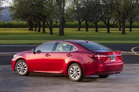 2014 lexus hybrid 2014 lexus es 300h hybrid review