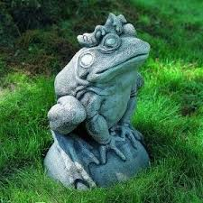 291 best garden silly frogs images on frogs deko