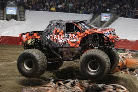 monster trucks grave digger crashes monster jam london moms