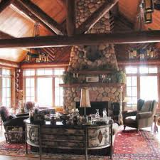 Open Floor Plan Cabins 156 Best Log Cabin Designs Images On Pinterest Kitchen Home And