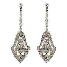 drop earrings wedding epoque statement drop earrings wedding jewelry ben amun