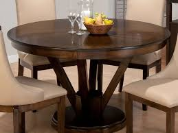 round dining table set with leaf extension round dining table with extension leaves best home design ideas