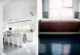 rubber flooring in the bathroom emily mccall