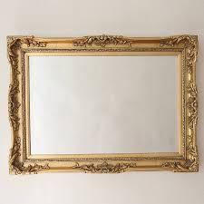 Decorative Framed Mirrors Download Decorative Gold Mirrors Gen4congress Com
