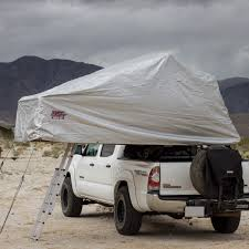 overland jeep tent ranger