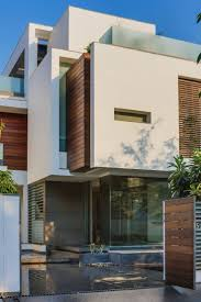 home exterior design in delhi the overhang house by dada u0026 partners delhi india india and house
