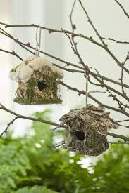 birdhouse tree ornaments gardener s supply
