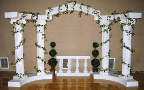 wedding backdrop rentals backdrops and arches