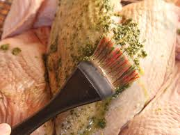 thanksgiving turkey recipe best the food lab how to make an herb butter rubbed spatchcocked roast