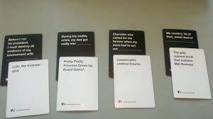cards against humanity expansion cards against humanity second expansion image boardgamegeek