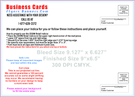 every door direct mail template best template examples