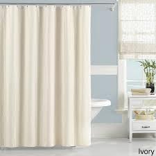 Overstock Shower Curtains Luxury Matelasse Nepal Bamboo Pattern Shower Curtain Free