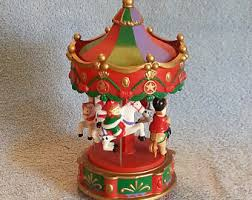 carousel box etsy