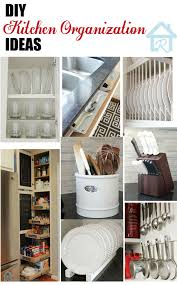 diy kitchen organization ideas remodelando la casa diy kitchen organization ideas