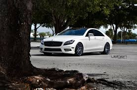 bagged mercedes cls mercedes benz cls550 on velgen wheels teamspeed com