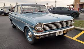 curbside classic 1963 chevrolet chevy ii nova 400 u2013 it u0027s exciting