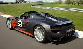 Porsche 918 Exhaust - uautoknow net porsche 918 spyder is your dream plug in hybrid
