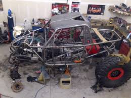 jeep rock buggy project hellraiser 2 seater chassis plans