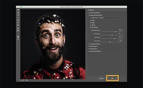 reset liquify tool photoshop adjust and exaggerate facial features adobe photoshop cc tutorials