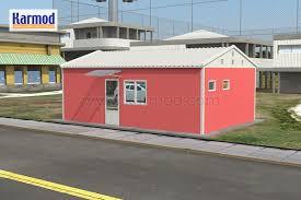 bureau préfabriqué bureaux préfabriquée 40m bureau de chantier mobiles