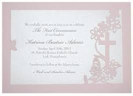 religious invitations religious invites paper orchid