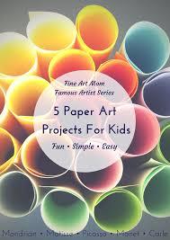 creative fun art projects for everyone fine art mom