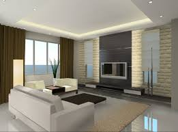 Living Hall Interior Style Home Design Excellent On Living Hall - Hall interior design ideas