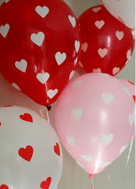 valentines ballons day party balloons