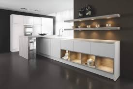 remarkable handleless kitchen design images best inspiration