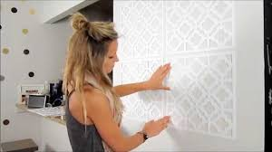 the many uses of our decorative room panels youtube