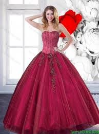 red quinceanera dresses long bright red quinceanera gowns in